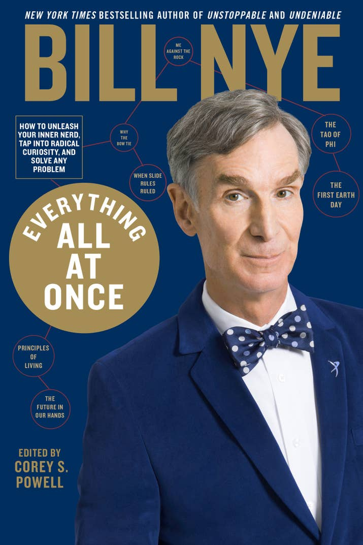 Image result for bill nye book