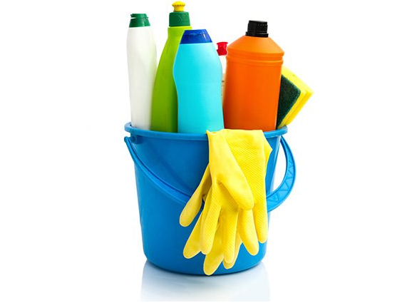 A cleaning service that comes to your home or office to make everything seem brand-new.