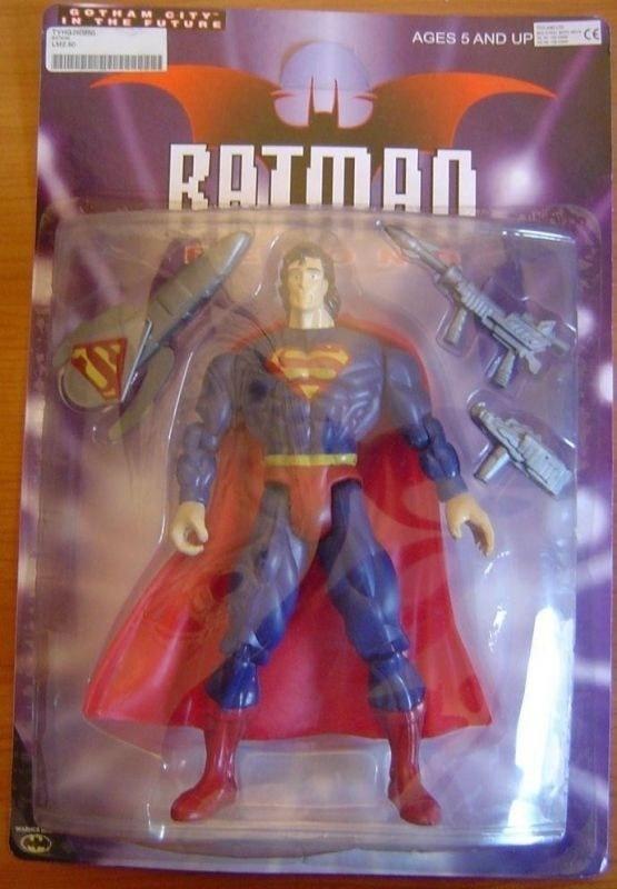 Y este Superman que ni siquiera él entiende qué narices está pasando.
