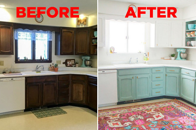 Home Makeovers 16 jaw-dropping pictures of home makeover before-and-afters