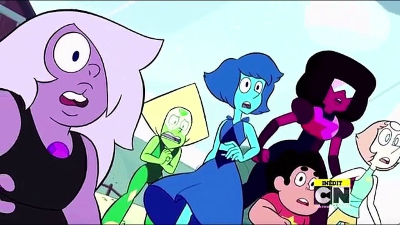 what would your gem be in steven universe