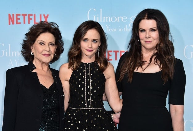 When Netflix released four 90-minute episodes of Gilmore Girls: A Year in the Life in November, it was well-received by fans...