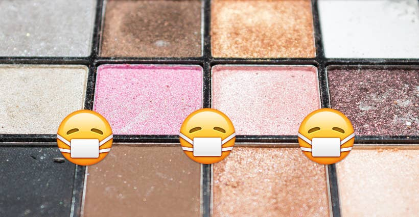 Ladies: Here's How Much Bacteria Is Actually On Your Makeup Products