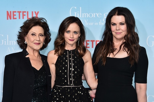Gilmore Girls A Year In The Life Watch Online