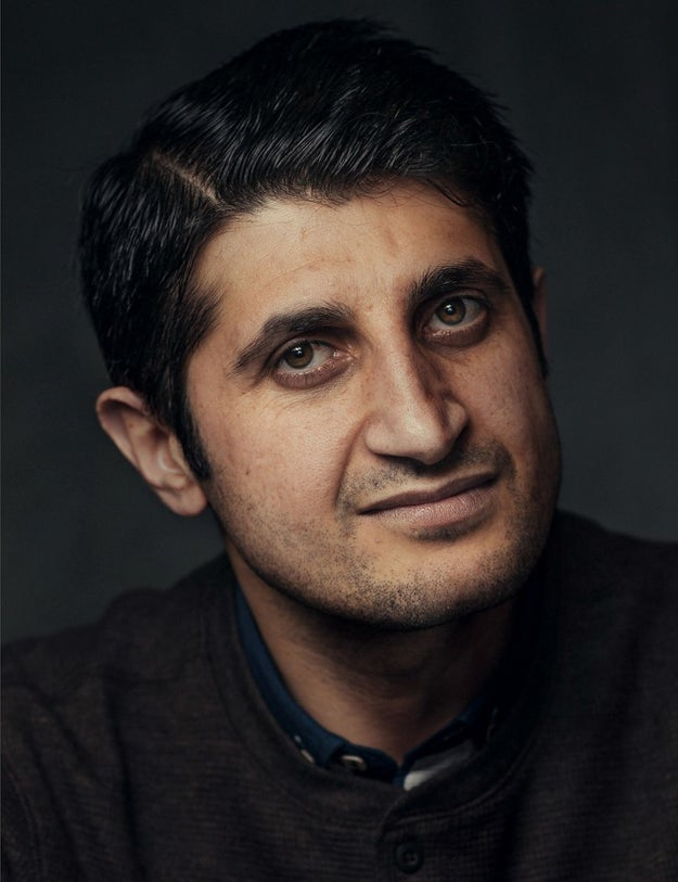 Ajmal, 36, from Afghanistan, one year, four months in the US