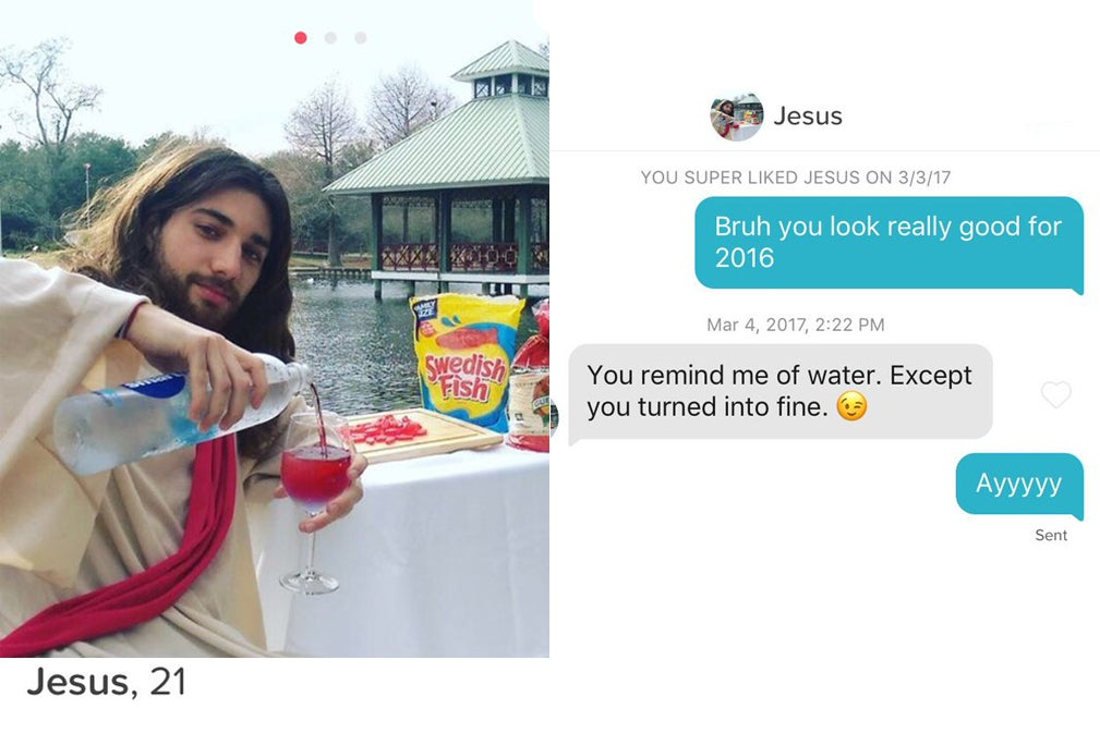 Jeesus dating