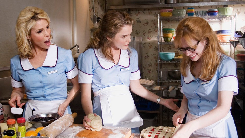 Waitress (2007), dir. Adrienne Shelly