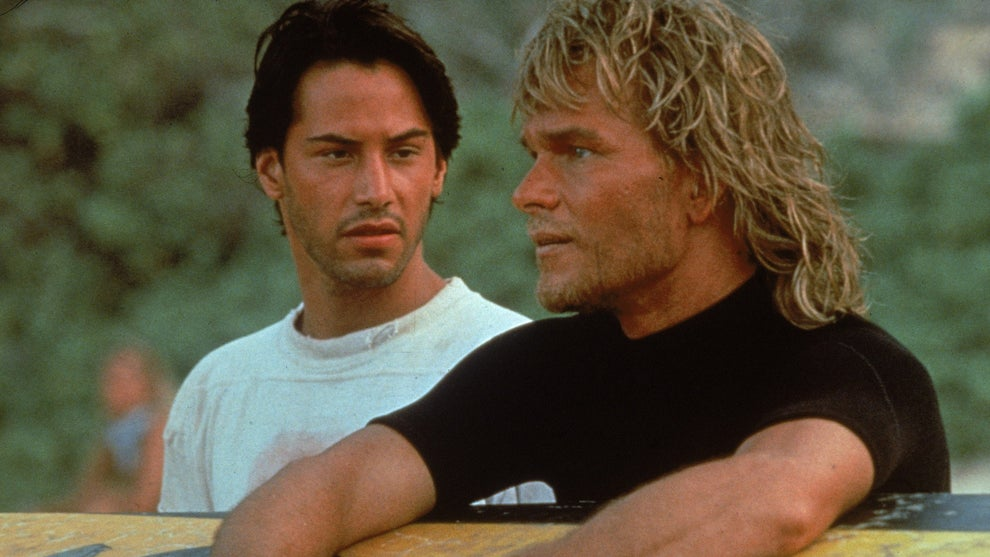 Point Break (1991), dir. Kathryn Bigelow