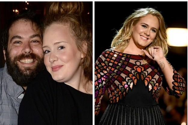 Adele Spoke About Falling For Her Husband And It's Cute As Hell