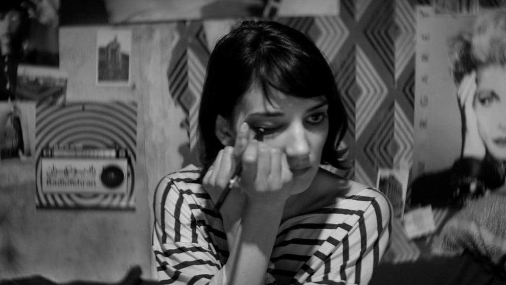 A Girl Walks Home Alone at Night (2014), dir. Ana Lily Amirpour