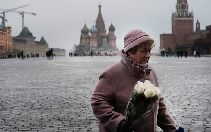In Russia, which decriminalized domestic violence earlier this year, 88% of women say they have the equality and freedom they need to reach their dreams. And 58% of Russians don't believe there's any equality between men and women in their country — which is kind of strange, because nearly half of all Russians agreed that men are more capable than women.