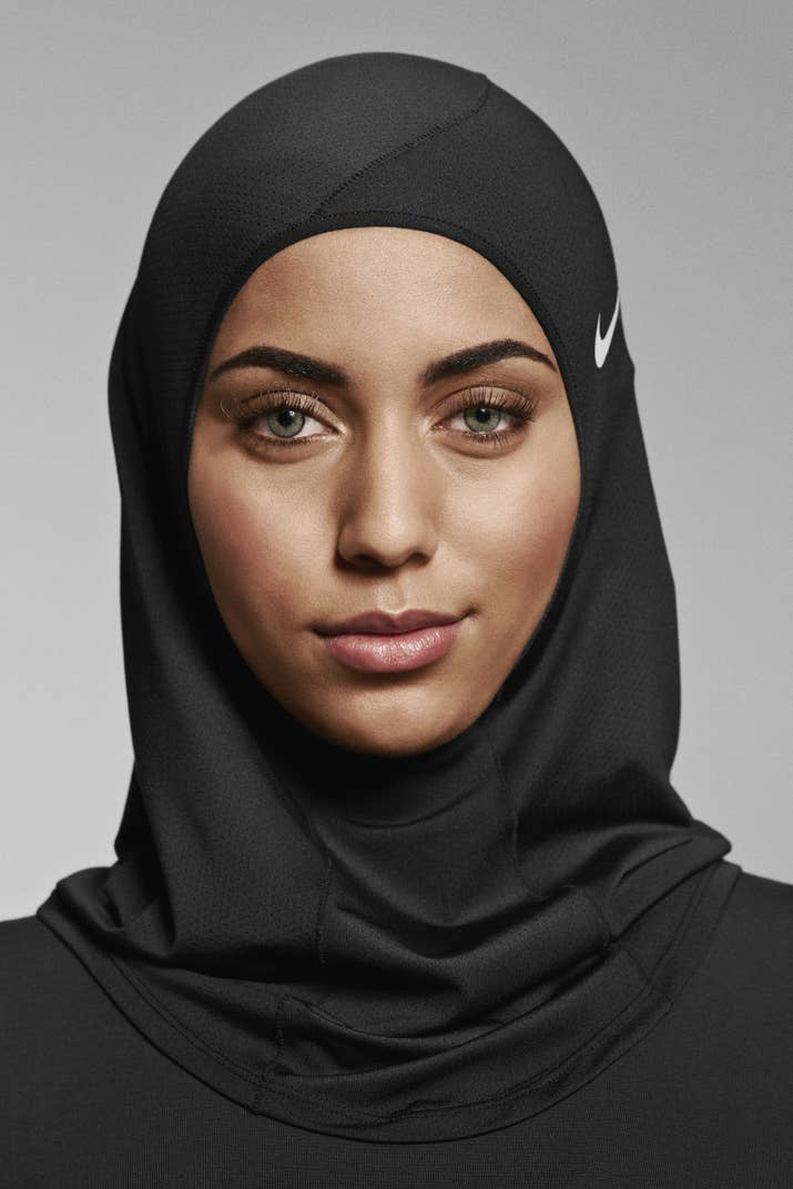 Nike Is Launching A Hijab Collection That Muslim Athletes Helped - Nike is going to launch a hijab collection developed together with muslim athletes