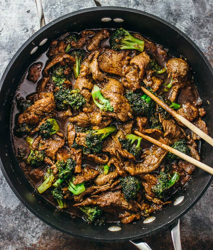 16 high fiber dinners that are actually delicious af fiber per serving one medium stalk of cooked broccoli has 59 g of fiber forumfinder Images