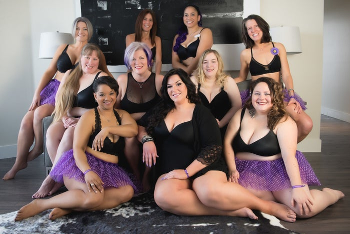 """There has never been a better time to change the dialogue surrounding real women's bodies in the media, so these ladies decided to show off their bodies and kick start the challenge! #StopWaiting has been organized by Sole Sisters Women's Race and Halifax Boudoir, and they kicked it off joined by the women of Sole Sisters Women's Race Series and local body positivity advocate Jillian McClary with these awesome photos! """"Over the last few years, hundreds of campaigns have been launched promoting body positivity and encouraging women to embrace their bodies. These campaigns have resonated with women and girls across the globe, but we think it's time for us to stop talking, and take action."""" says Stacy Chesnutt, Race Director of Sole Sisters Women's Race. Founded on real women, body positivity and female empowerment, the Nova Scotian companies are asking women to step outside of their comfort zone, and do something that they have always wanted to do! The campaign encourages women to #StopWaiting. Try yoga. Go for the promotion. Learn a new language. Take the trip. Just go for what you want.I've always wanted to try yoga..."""