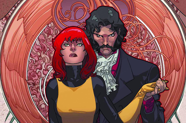 "You never see Jason ""Mastermind"" Wyngarde, the creepy illusion-casting mutant who torments Jean Grey."