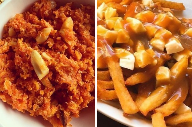 What Comfort Foods Are Popular In Your Country?