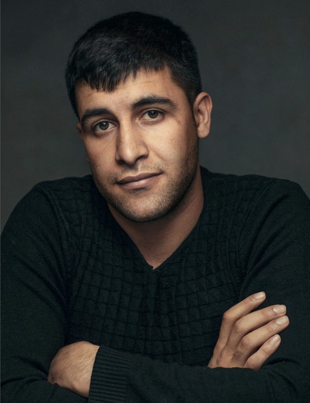 Fazal, 23, from Afghanistan, three months in the US