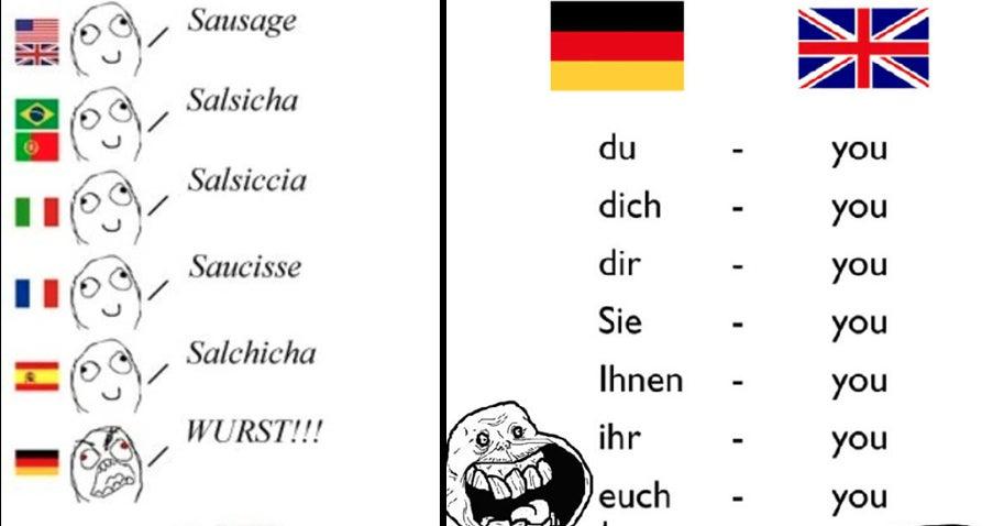23 Beweise Dass Die Deutsche Sprache Nur Erfunden Wurde Um Die