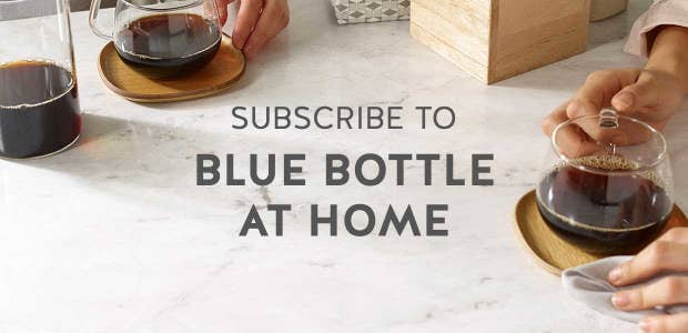 5 A Blue Bottle Coffee Subscription So Theyll Never Run Out Of The Good Stuff While Trying Their Hand At All New Gadgets On Registry