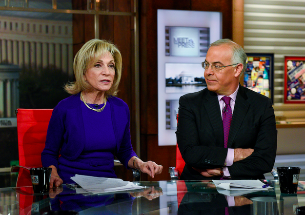 During her decades-long career, she has worked as a congressional and White House reporter, foreign correspondent, and host of Andrea Mitchell Reports on MSNBC.