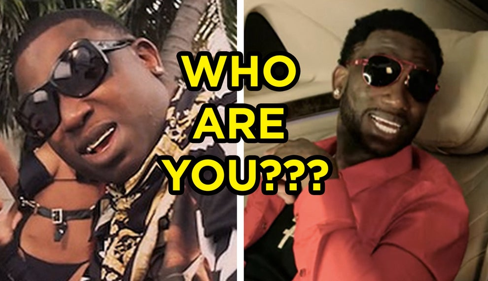 "Rapper Gucci Mane is a clone, ""created by the CIA to whitewash trap music."""