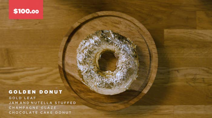 We Tried A $1 Donut Vs  A $100 Donut To See Which Is The