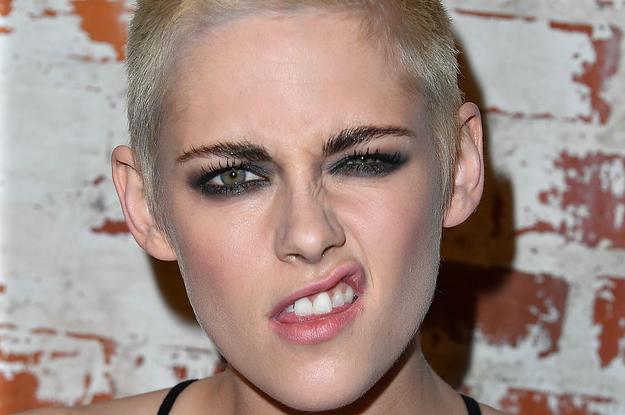Literally Just 26 Pictures Of Kristen Stewart And Dblbig Best Buzz Cut Women Ideas