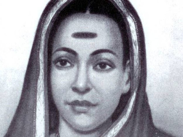 Savitribai Phule — became India's first woman teacher and started India's first school for girls.