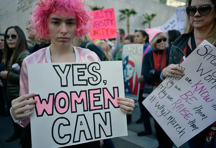 """We know that from science — or, more specifically, because the polling firm Ipsos just released results from a 24-country survey, with nearly 18,000 respondents, on what people think about feminism and gender equality. Here's the bad news: The results suggest that the idea """"is making more progress around the world than the reality,"""" an Ipsos spokesperson said.If you want to nerd out on their science stuff, you can read the study's methodology."""