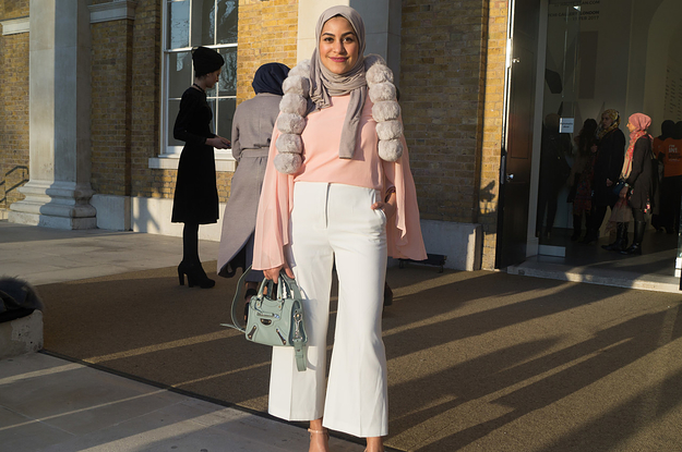 212626cd8 15 Women Who Looked Badass AF At London s Modest Fashion Week