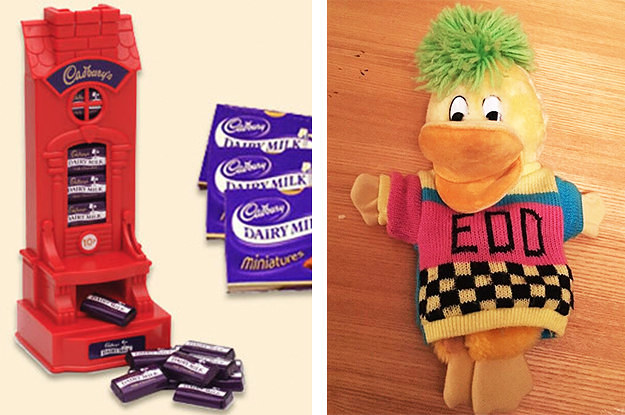 50 Things That Look Exactly Like Your 90s British Childhood
