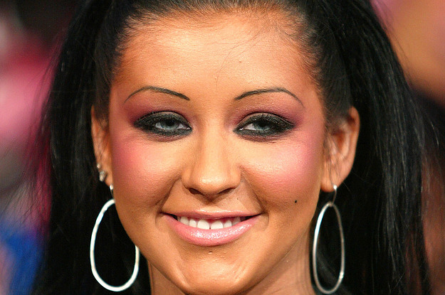Image result for thin eyebrows