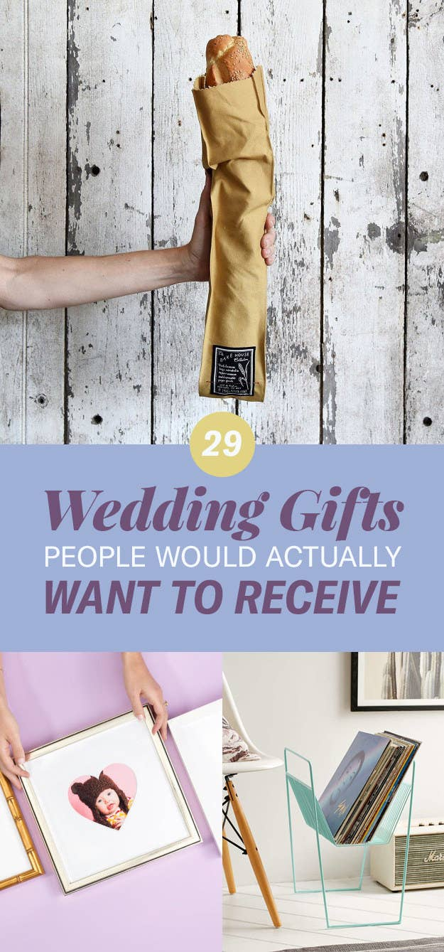 29 Thoughtful Wedding Gifts Anyone Whos Getting Married Will