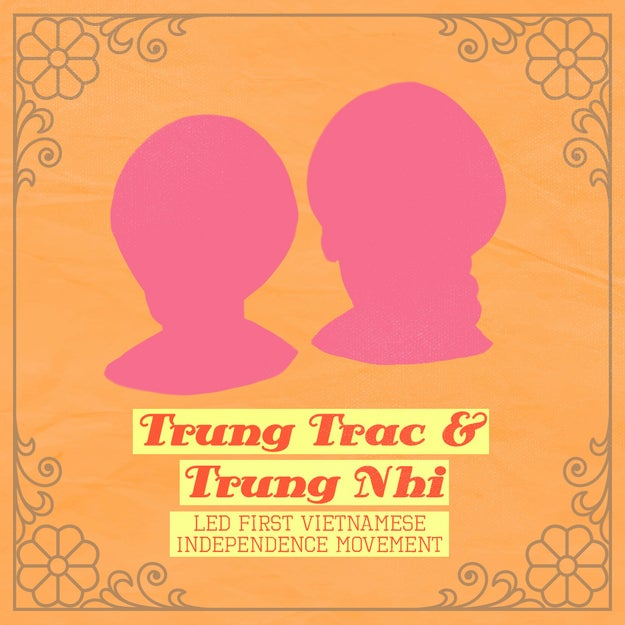 Trung Trac and Trung Nhi