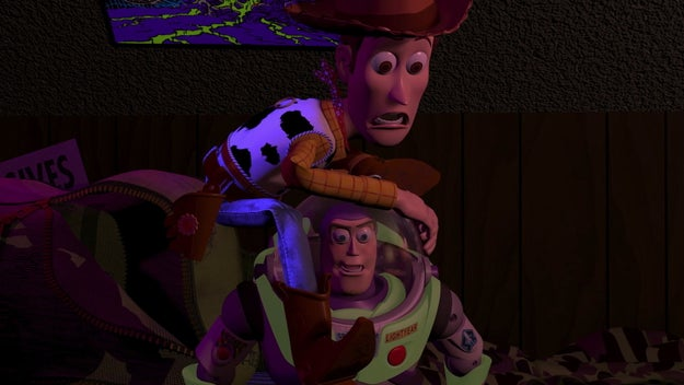 "19 Little Details You'll Never Be Able To Unsee In ""Toy Story"""