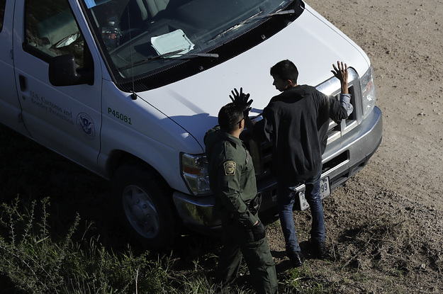 Illegal Border Crossings Are Plunging, But Experts Say It's Not Because Of Trump's Tough Talk