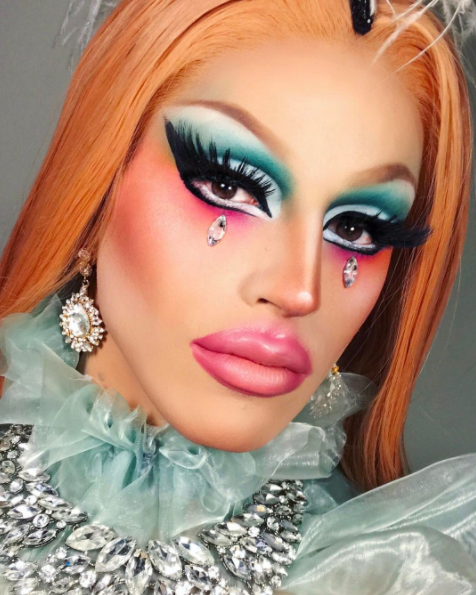 Drag Queen Make Up: 41 Insanely Beautiful Drag Queens You'll Wanna Follow On