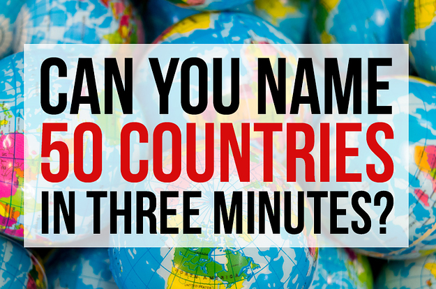 Can you name 50 countries in three minutes gumiabroncs Image collections