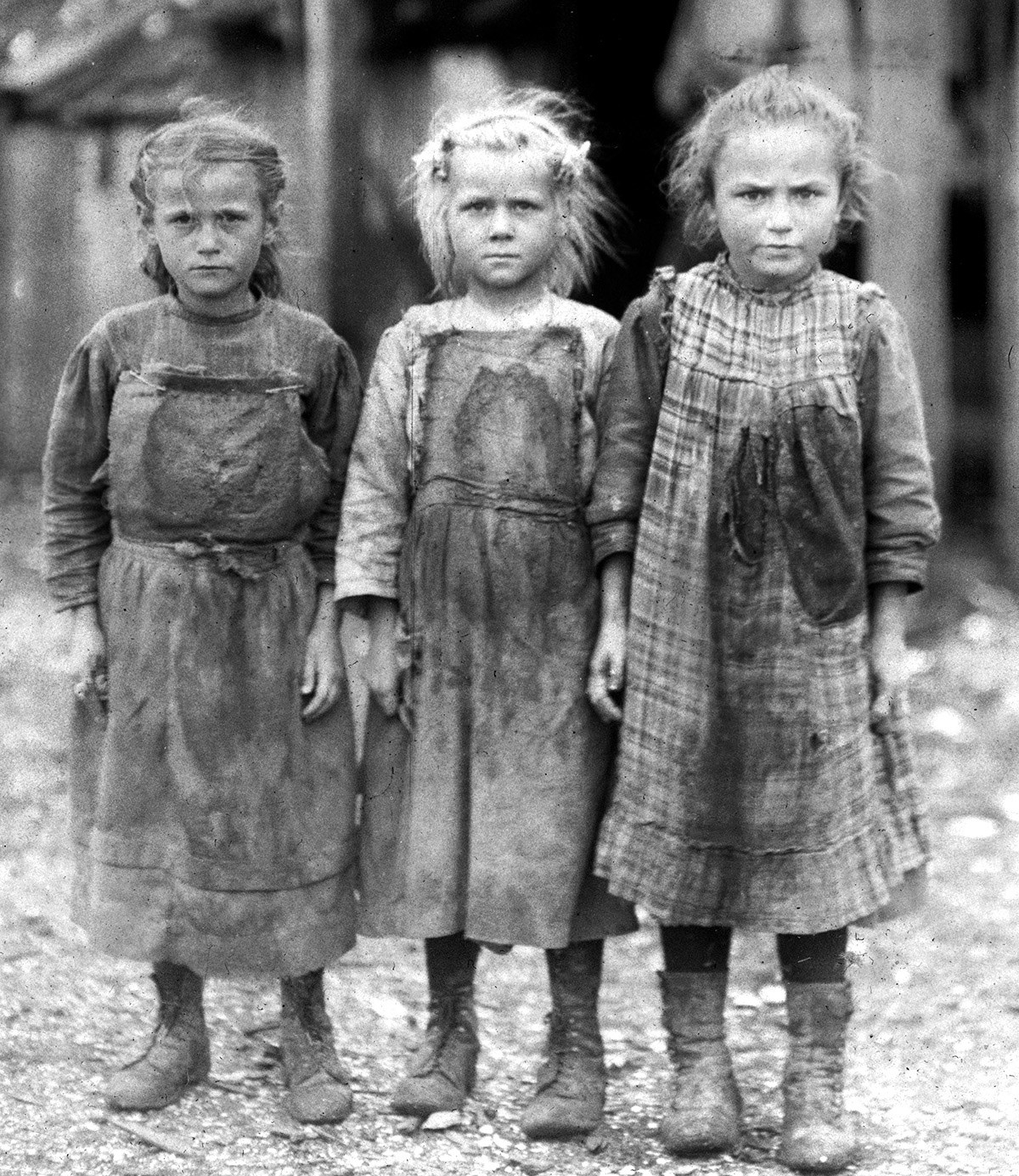 23 Disturbing Pictures From When Child Labor Was Legal In