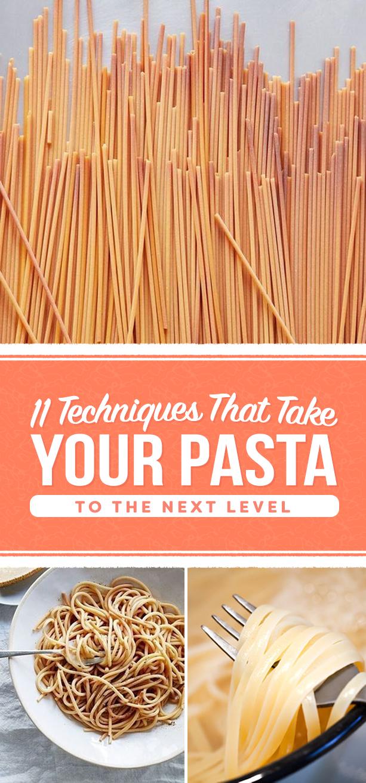 11 Genius Ways To Cook Pasta You've Never Heard Of