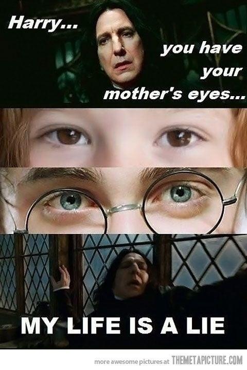 'Harry, tienes los ojos de tu madre.' —laurenp4aef86817