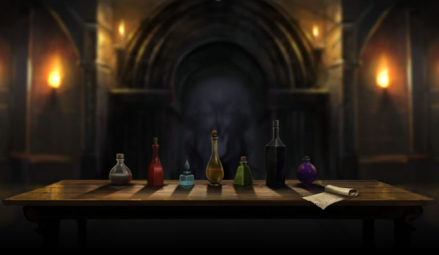 """""""IN THE MOVIE THEY TOOK AWAY HERMIONE'S LOGIC PUZZLE THAT GOT HARRY INTO THE [Sorceror's Stone room].""""—hermionegr"""