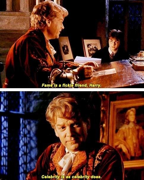 'Por no mencionar que literalmentele quita todos los huesos del brazo a Harry'.—kyra723