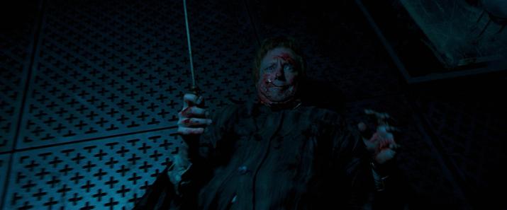 'En La Orden del Fénix, cuando Harry es demasiado niñato para contarle a Dumbledore sus extrañas visiones o sueños hasta que es demasiado tarde y Sirius está muerto porque Harry sencillamente tenía prisa por volver a ser el héroe'.—rachelk43c30f3eb
