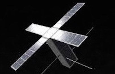 """For just $1M you can own your very own satellite to take care of all of your secure data processing, file storage, and cloud computing needs. Or course any """"cloud computing"""" using this satellite would actually occur well beyond the earth's stratosphere."""