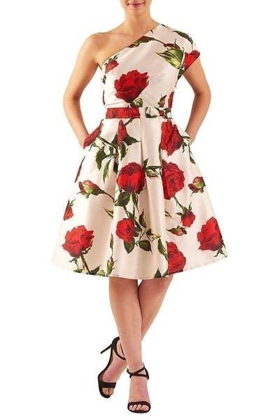 5b9348ed772e 33 Spring Dresses You Can Get On Amazon That You ll Actually Want To ...
