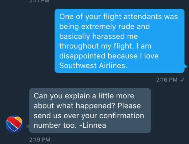Southwest Airlines Had The Best Response To Someone Fucking