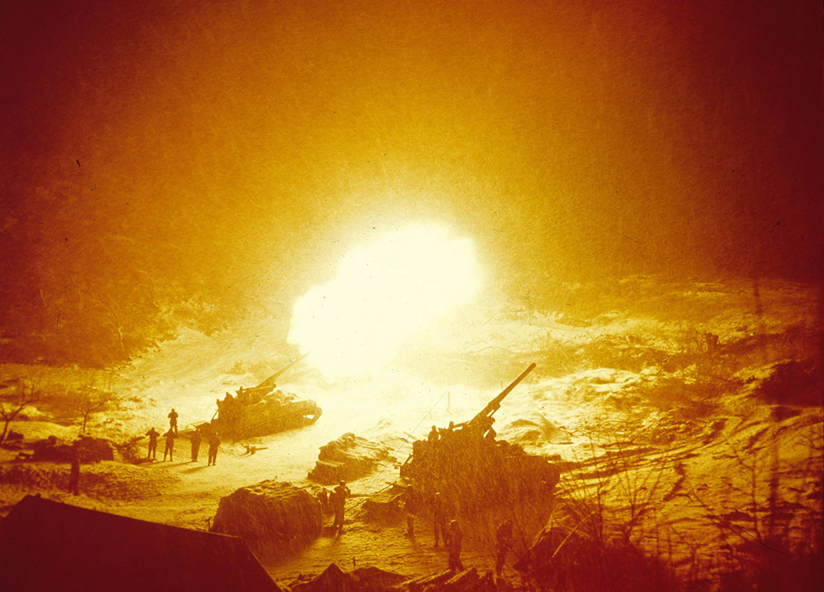 24 Apocalyptic Pictures From The Battlefields Of The Korean War