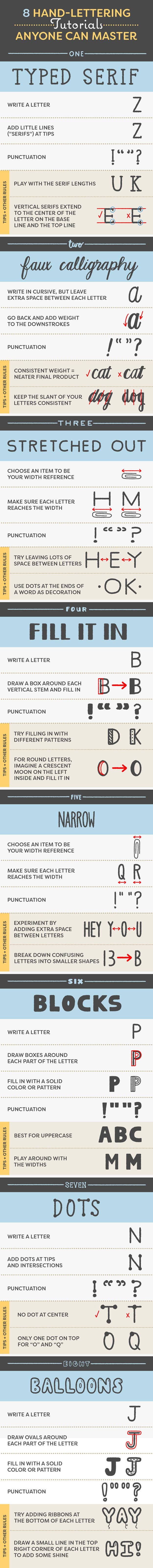 Or Read Through These Tips For Beautiful Calligraphy