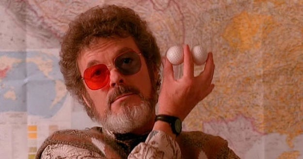 """Russ Tamblyn actually wore the """"Dr. Jacoby glasses"""" when he met Lynch and Frost for the first time — they were pretty much his idea."""